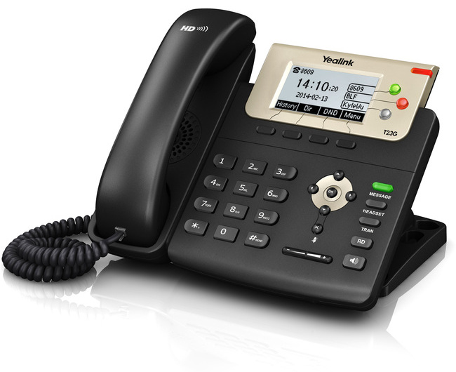 Yealink T23GN VoIP telephone