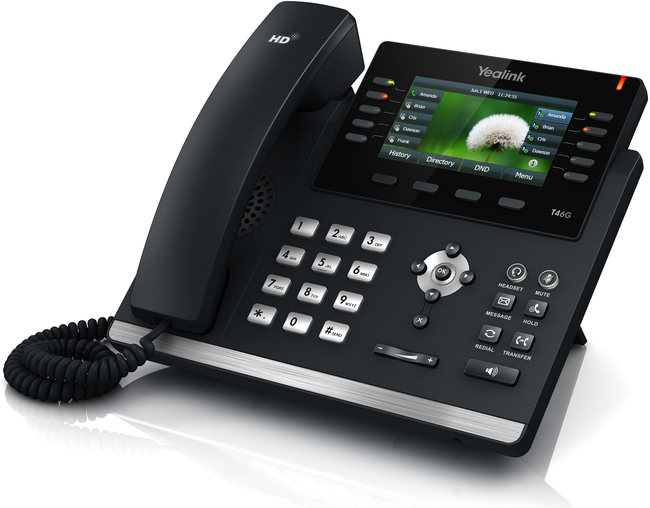 Yealink T46GN VoIP telephone